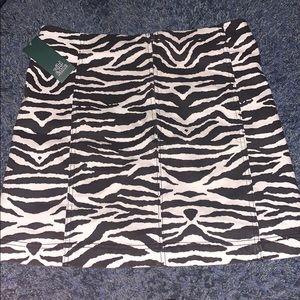 skirt- never worn- tag still on
